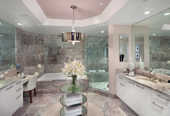 marble bathroom 2
