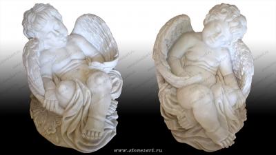 """Комплект скульптур """"Ангелочки спящие 2"""""""