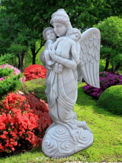 Ангел с младенцами