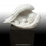 """Комплект скульптур """"Ангелочки спящие"""""""