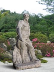 """Скульптура  """"Геракл"""""""