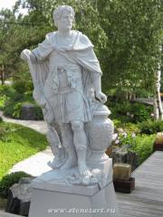 "Скульптура ""Воин"""