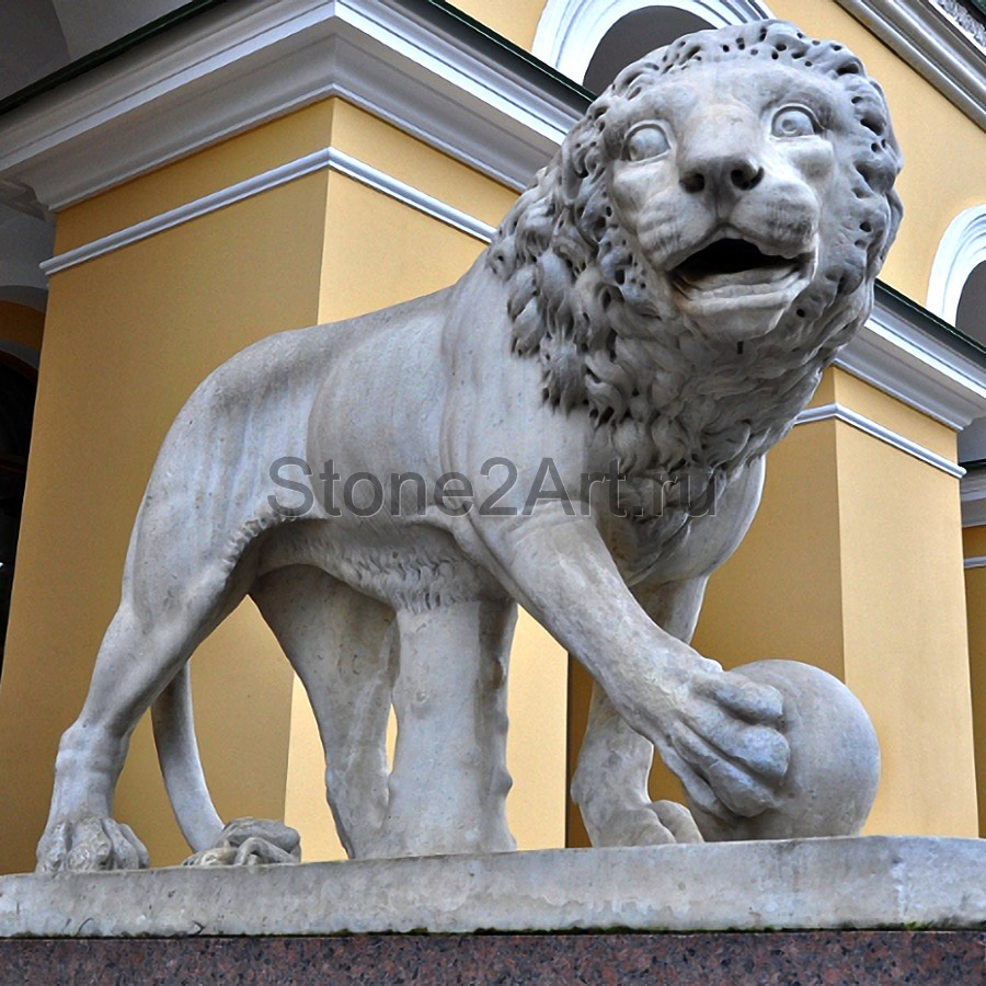 sculpture_lion