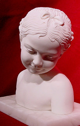 Marble_Bust_Young_Girl