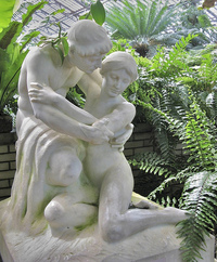 Lovers_in_marble
